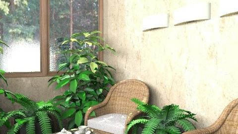 Mini Garden - Country - Garden - by darcella