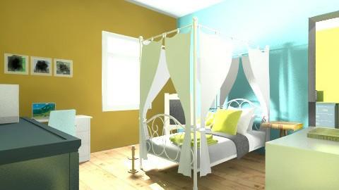 dream room - Bedroom - by sarah007