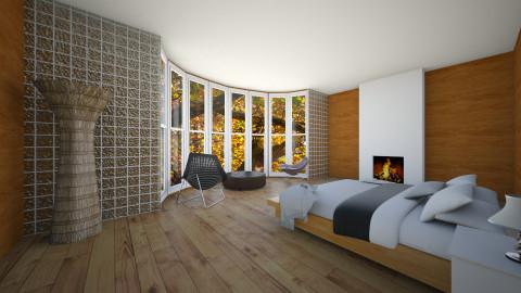 bedroom - Classic - Bedroom - by Georgieex