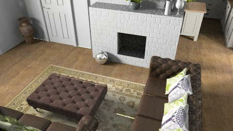 Livingroom idea - Classic - Living room - by nilou