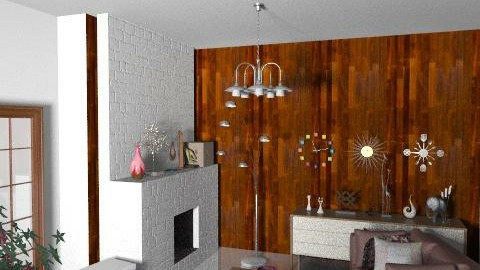 Zerona - Country - Living room - by SariJo