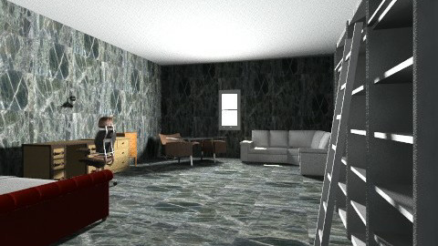 dczed1114 - Vintage - Bedroom - by user_7611078