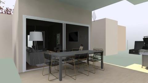 Dream Home - Modern - by shmabyabby