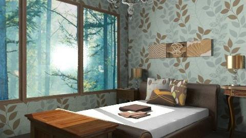 Seplan Bedroom - Bedroom - by gocello