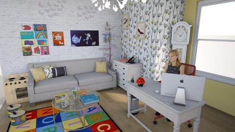 KShelton CDECHomeOffice6 - Glamour - Office - by kshelton81