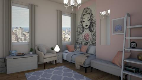 Princess Room - Kids room - by Loca910
