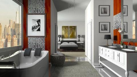 Galante - Glamour - Bathroom - by sahfs