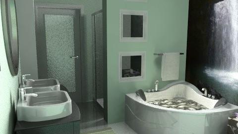 Bathroom - Classic - Bathroom - by Open Spaces