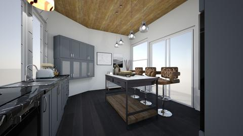 rooms - Kitchen - by hannahgrva001