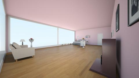 hotel - Living room - by dashsssuu