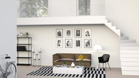 Pondicherry - Modern - Living room - by sabaclayes