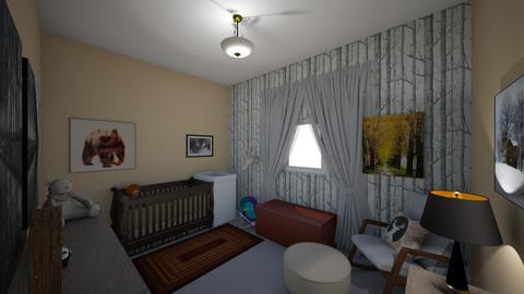 Nursery 2 - Kids room - by JoeySchultz