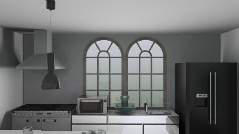 Jony cook - Modern - Kitchen - by joao alberto