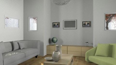 Minimal - Minimal - Living room - by drummerx33grl17