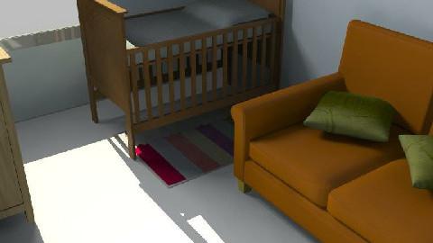 Baby Room 3 - Bedroom - by Noale