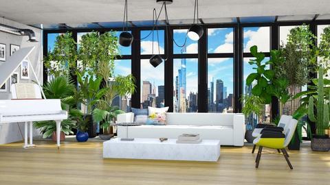 Urban Living - by Aymee Estrella