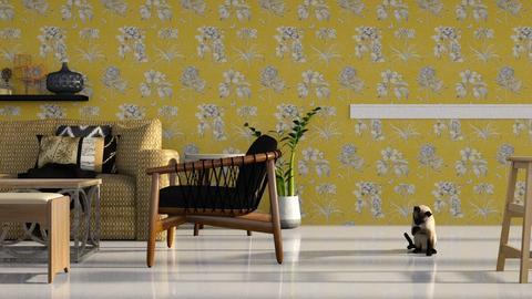 Darshan white - Rustic - Living room - by jiltsheth