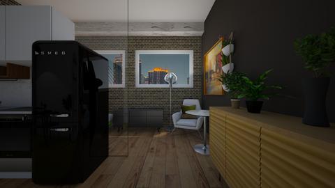 z - Bedroom - by ljubitelj