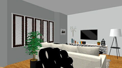 NJ Living Room - Eclectic - Living room - by Thalita Molina