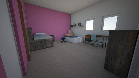 Dream room - Bedroom - by emmyrosenberger