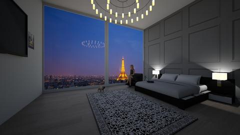 Safi Habibi - Bedroom - by Menahkarimi