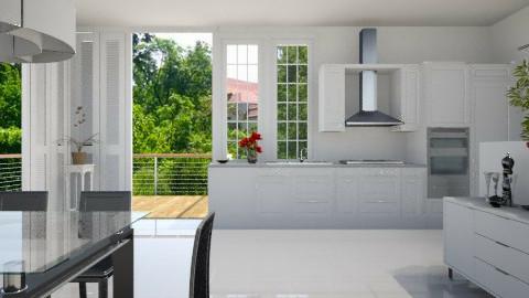 kitchen - Kitchen - by sacikae