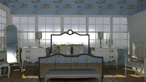 voila - Country - Bedroom - by trees designs