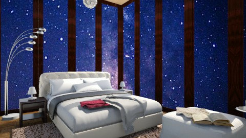 Windows Room - Bedroom - by moonissa