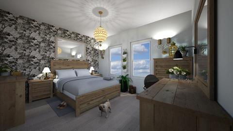 VanillaHome4 - Modern - Bedroom - by ewcia3666