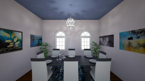 House - Modern - Living room - by rhyspodvoiskis101