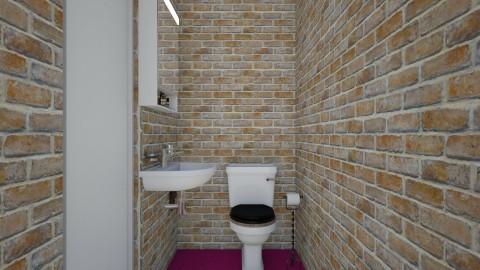 Pollys bathroom - Bathroom - by kerren