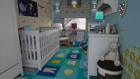 Nursery room - Kids room - by edDesign