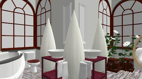 Sunny room - Country - Bathroom - by hatflat