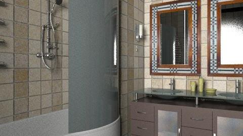 another bathroom! - Glamour - Bathroom - by sally89