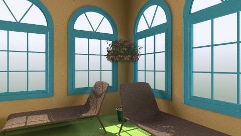 pro dwr - Vintage - Garden - by lidia_tsyryuk
