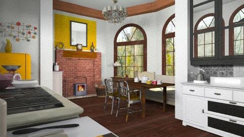 Mixing - Eclectic - Kitchen - by mrschicken