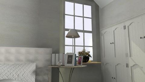 test - Bed corner - by Kjami