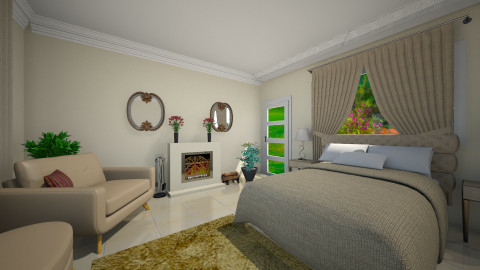 sweet suite - Country - Bedroom - by Navnita