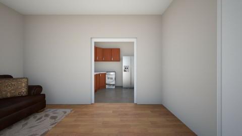 kitchen - by littlemissawesome123