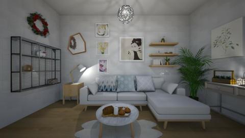 Living room - Modern - Living room - by Diana Pham