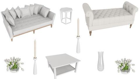 living room - by SkyeBuff