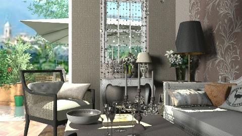 un dimanche en provence 1 - Classic - Living room - by calu13