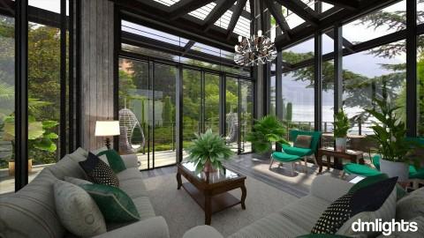 Vista Perfeita - Living room - by DMLights-user-1490489