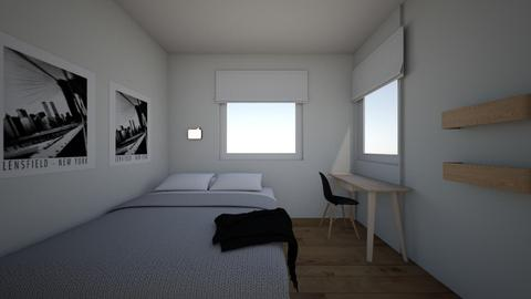 OR 1 - Bedroom - by erlichroni