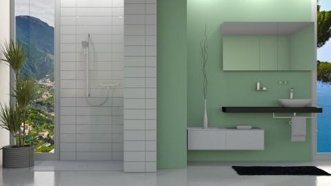 bath green - by sirtsu