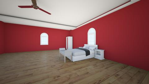 the bedroom - Bedroom - by Gaby Zuniga