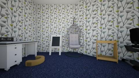 Agniuska - Kids room - by Agniuska