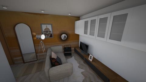 kamer 21 m2 - Living room - by verarieneke
