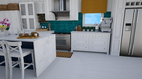 Coast_K - Kitchen - by mire roig
