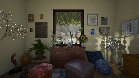 Meditation - Eclectic - by PippyLStocking